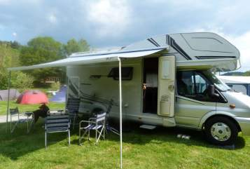 Wohnmobil mieten in Krefeld von privat | Ford Traumfänger