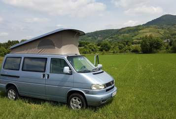Wohnmobil mieten in Zwingenberg von privat | Volkswagen Kalea