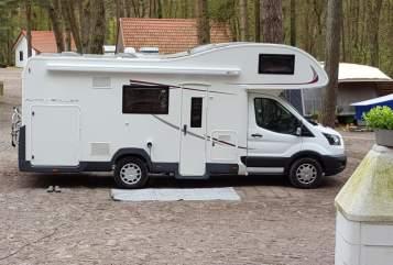 Wohnmobil mieten in Soest von privat | Ford Transit  Familien Womo