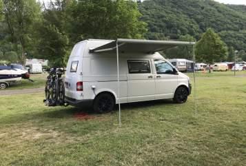 Wohnmobil mieten in Lautzenhausen von privat   Volkswagen Camper