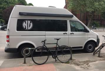 Wohnmobil mieten in Hamburg von privat | Volkswagen  JoLi Urlaubsmobil