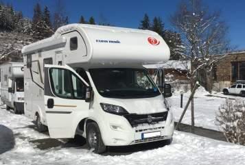 Wohnmobil mieten in Willich von privat | Fiat Viewy