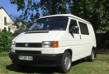 Wohnmobil mieten in Kleinmachnow von privat | VW T4 California Behagen Camper 992