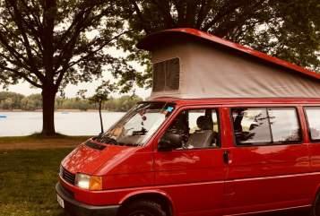 Wohnmobil mieten in Wiesbaden von privat | Volkswagen Der Bulli