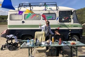 Wohnmobil mieten in Amsterdam von privat | Mercedes Benz CamperFest #2