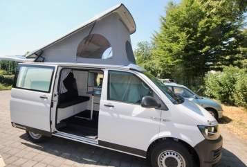 Wohnmobil mieten in Kalletal von privat | Volkswagen NEU: Bummi