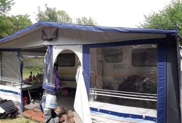 Wohnmobil mieten in Sinsheim von privat | Knaus Treuer Begleiter