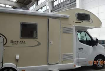 Wohnmobil mieten in Otterstadt von privat | Renault Marc Rinnhofer