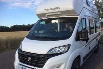 Wohnmobil mieten in Kassel von privat | Weinsberg LuckyCamper