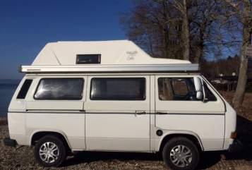 Wohnmobil mieten in München von privat | Volkswagen Rastafari