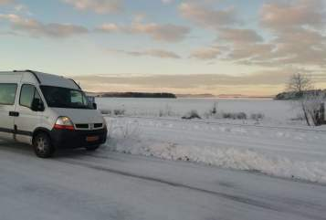 Wohnmobil mieten in gemeente Groningen von privat | Renault CompactComfortG