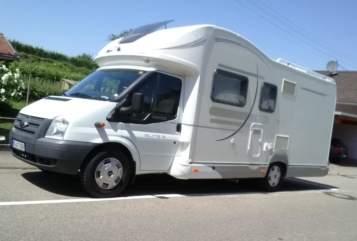 Wohnmobil mieten in Sankt Leon-Rot von privat | Ford Womi