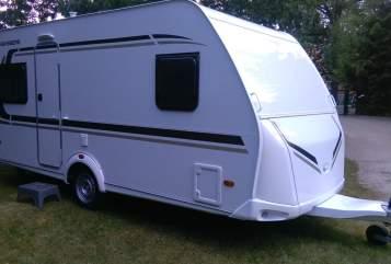 Wohnmobil mieten in Panketal von privat | Knaus/ Weinsberg  Cara One *New*