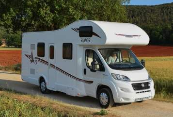 Wohnmobil mieten in Vught von privat | Rimor 2018 camper !!