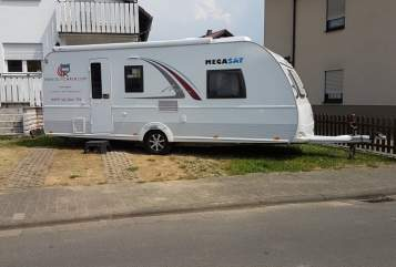 Wohnmobil mieten in Florstadt von privat | Bürstner  BlueSkye