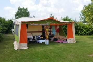 Wohnmobil mieten in Forchheim von privat | Bürstner Dummel 1