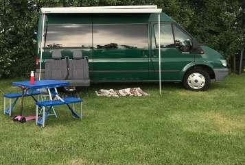 Wohnmobil mieten in Naarden von privat   Ford Fijne camper