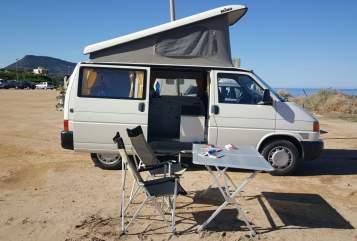 Wohnmobil mieten in Aldingen von privat | VW Sardinenbüchse