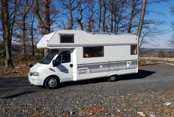 Wohnmobil mieten in Aachen von privat | Fiat  Kleine Freiheit