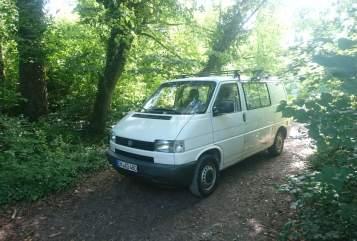 Wohnmobil mieten in Karlsruhe von privat | Volkswagen  Mr T.