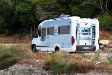 Wohnmobil mieten in Heilbronn von privat | Renault Arthemis
