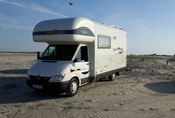 Wohnmobil mieten in Wuppertal von privat | MB 316 CDI Cathy