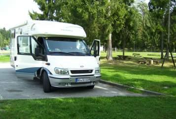 Wohnmobil mieten in Forst von privat | Ford Max