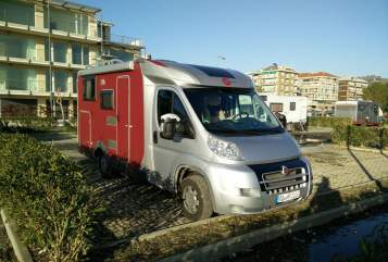 Wohnmobil mieten in Kiefersfelden von privat | Fiat Ducato Traveller
