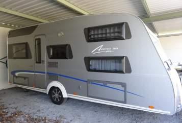Wohnmobil mieten in Zörbig von privat | Bürstner Bürstner Averso Plus 510 TK