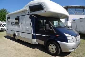 Wohnmobil mieten in Winnemark von privat | Ford Hymer Hymer Camp 642 CL