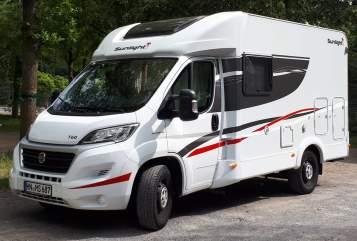Wohnmobil mieten in Neckarsulm von privat | Ducato WoMi