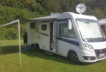 Wohnmobil mieten in Mannheim von privat | Knaus  Harald