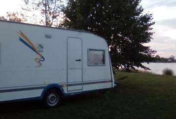 Wohnmobil mieten in Offenheim von privat | Knaus  *** Schnucki ***