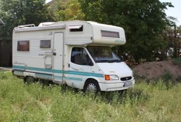 Wohnmobil mieten in Trebur von privat | Ford Transit Turbo