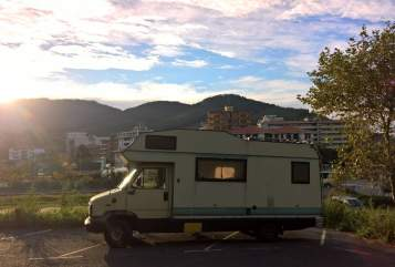 Wohnmobil mieten in München von privat | Peugeot BARDO