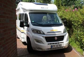 Wohnmobil mieten in Friedeburg von privat | Fiat Hanse-Camper