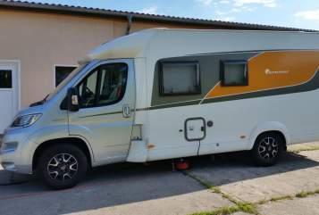 Wohnmobil mieten in Bad Saarow von privat | Bürstner  Peter Pan