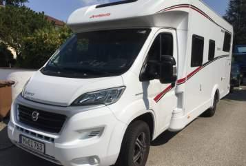 Wohnmobil mieten in Neuried von privat | Fiat Ducato Trendy