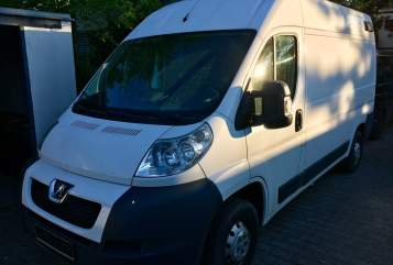 Wohnmobil mieten in Unterhaching von privat | Peugeot Bertha