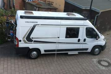 Wohnmobil mieten in Blankenfelde-Mahlow von privat | Fiat Ducato Nicki