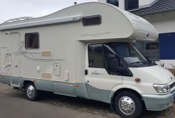 Wohnmobil mieten in Bonn von privat | Ahorn Familiencamper