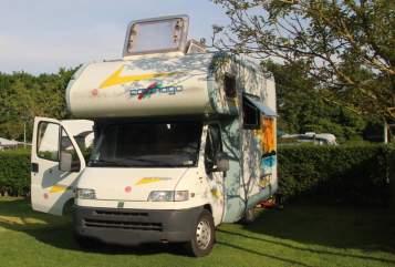 Wohnmobil mieten in Bergisch Gladbach von privat | Fiat Active