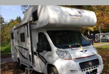 Wohnmobil mieten in Rheinbach von privat | Sunlight Waka