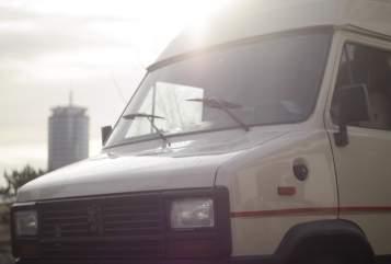 Wohnmobil mieten in Bad Salzungen von privat | Hymer Julie-Colette