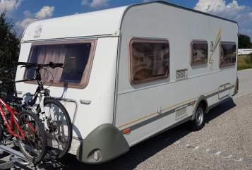 Wohnmobil mieten in Duisburg von privat | Knaus Südburg