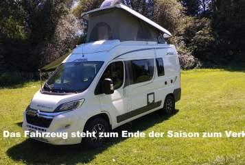 Wohnmobil mieten in Landkreis Ingolstadt von privat | Pössl AnnaCamper