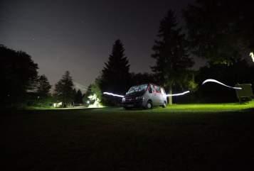 Wohnmobil mieten in Essenheim von privat   Peugeot Klaus Boxer