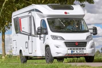 Wohnmobil mieten in Lehrte von privat | Bürstner WuMo