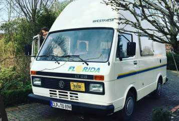 Wohnmobil mieten in Friesoythe von privat | VW LT Florilori