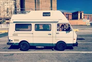 Wohnmobil mieten in Sonneberg von privat   Volkswagen SAMMY